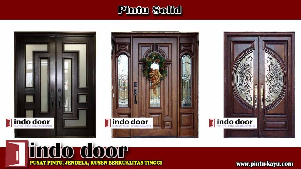 Pintu Solid
