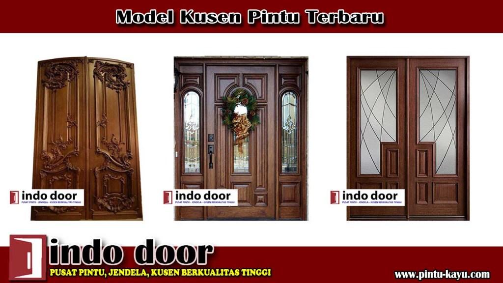 Model Kusen Pintu Terbaru