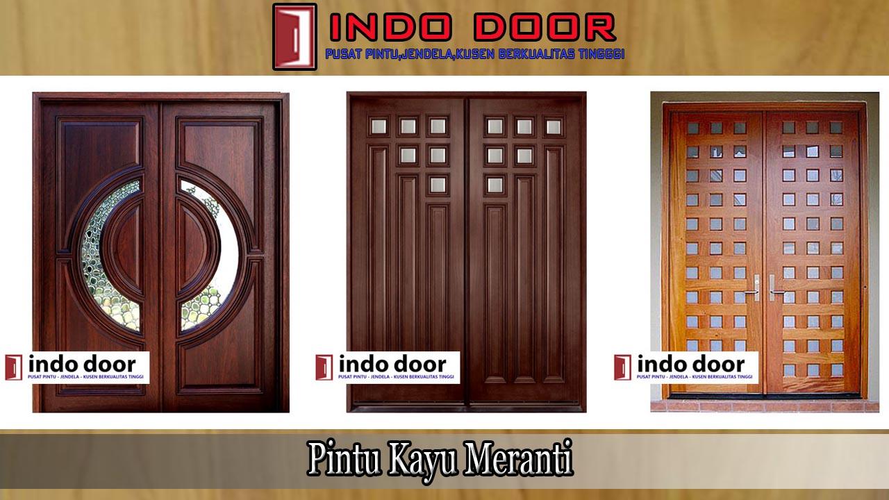 26 Contoh Warna Pintu Besi Minimalis Baru!