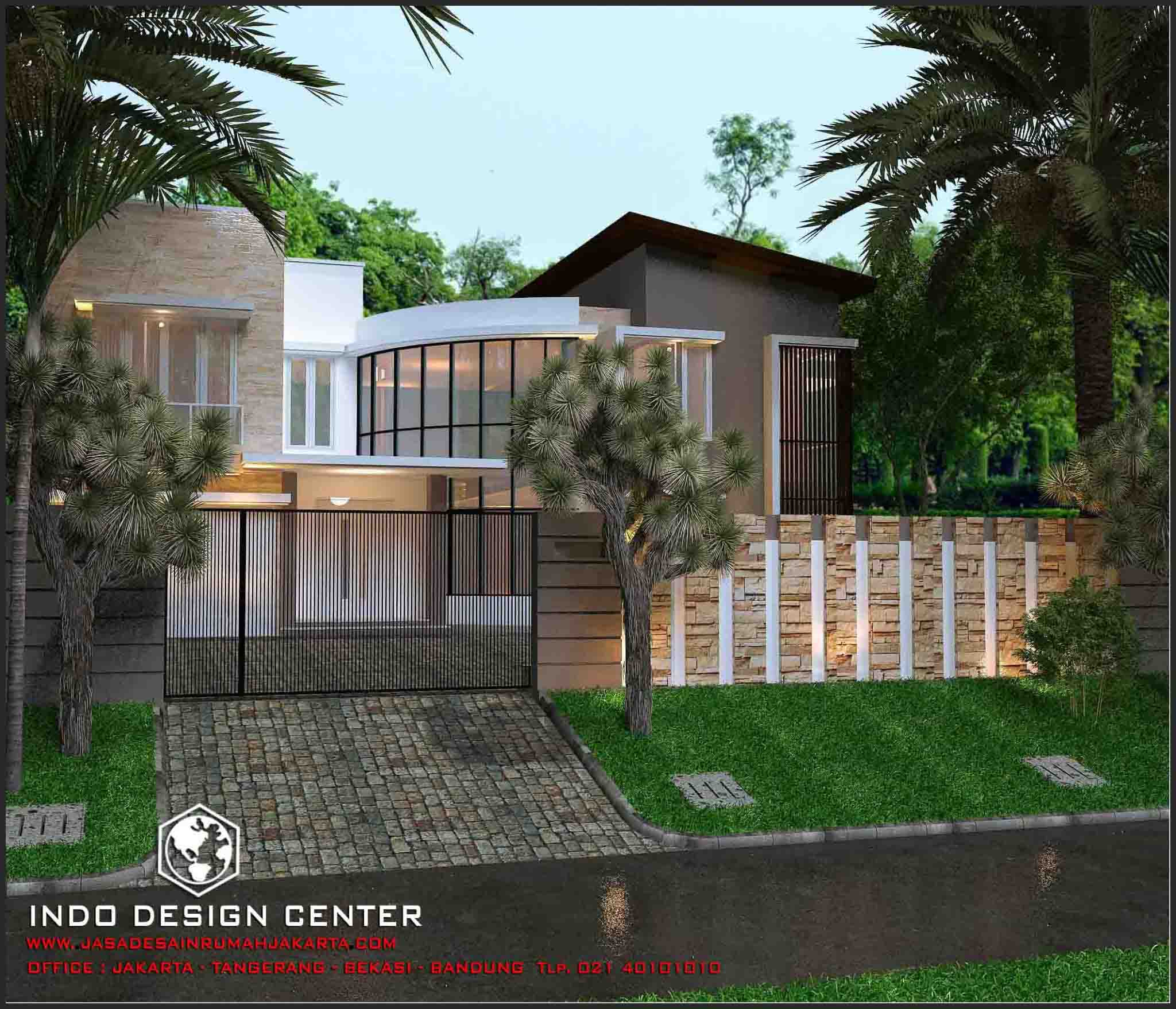Contoh Karya Jasa Desain Rumah: Gambar Model Rumah Baru, Jasa Desain Rumah Jakarta