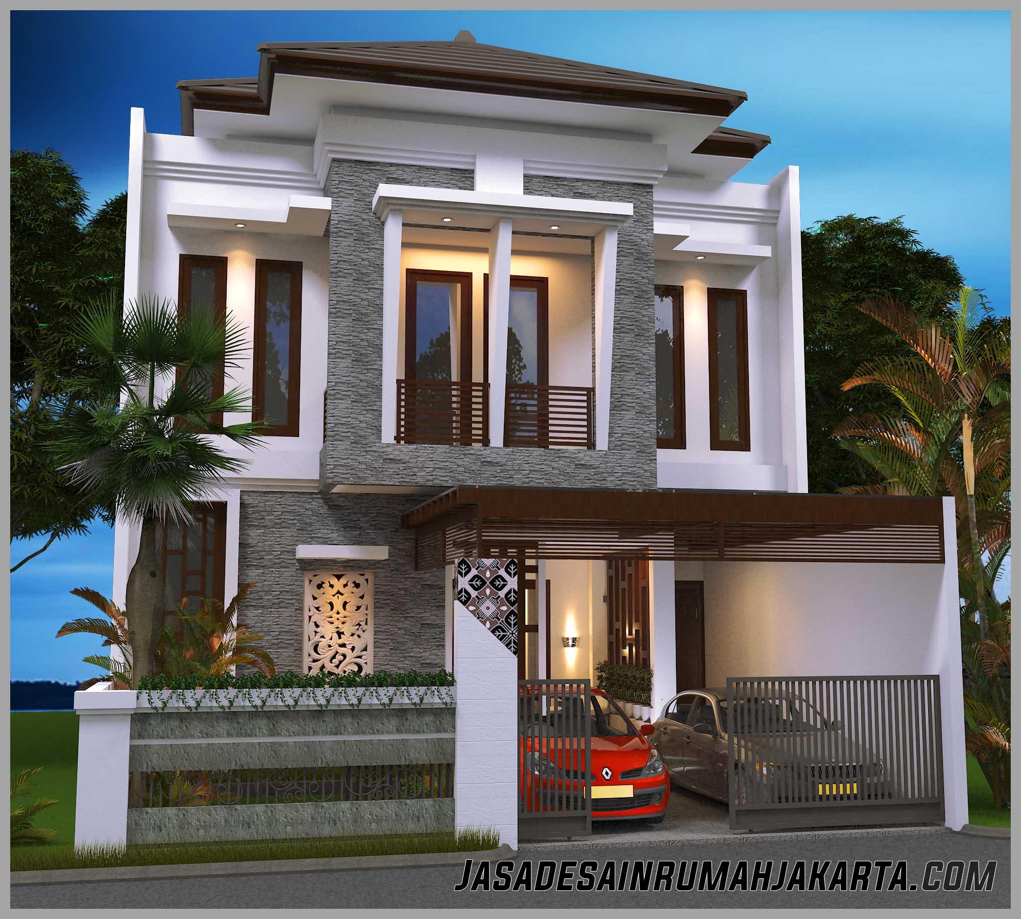 Top Desain Rumah Minimalis Nuansa Bali