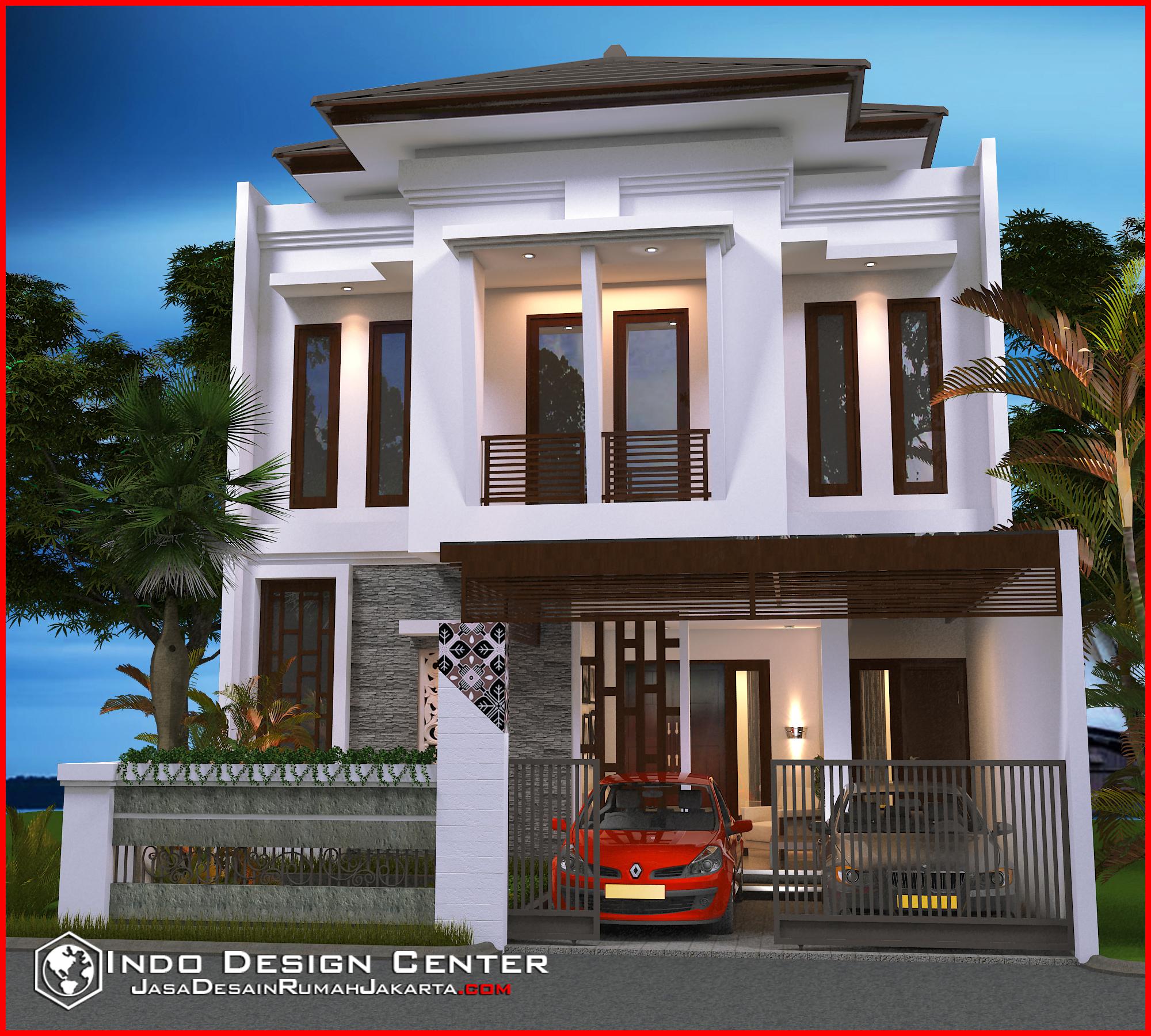 Gambar Rumah Minimalis Yang Terlihat Mewah Jasa Desain Rumah