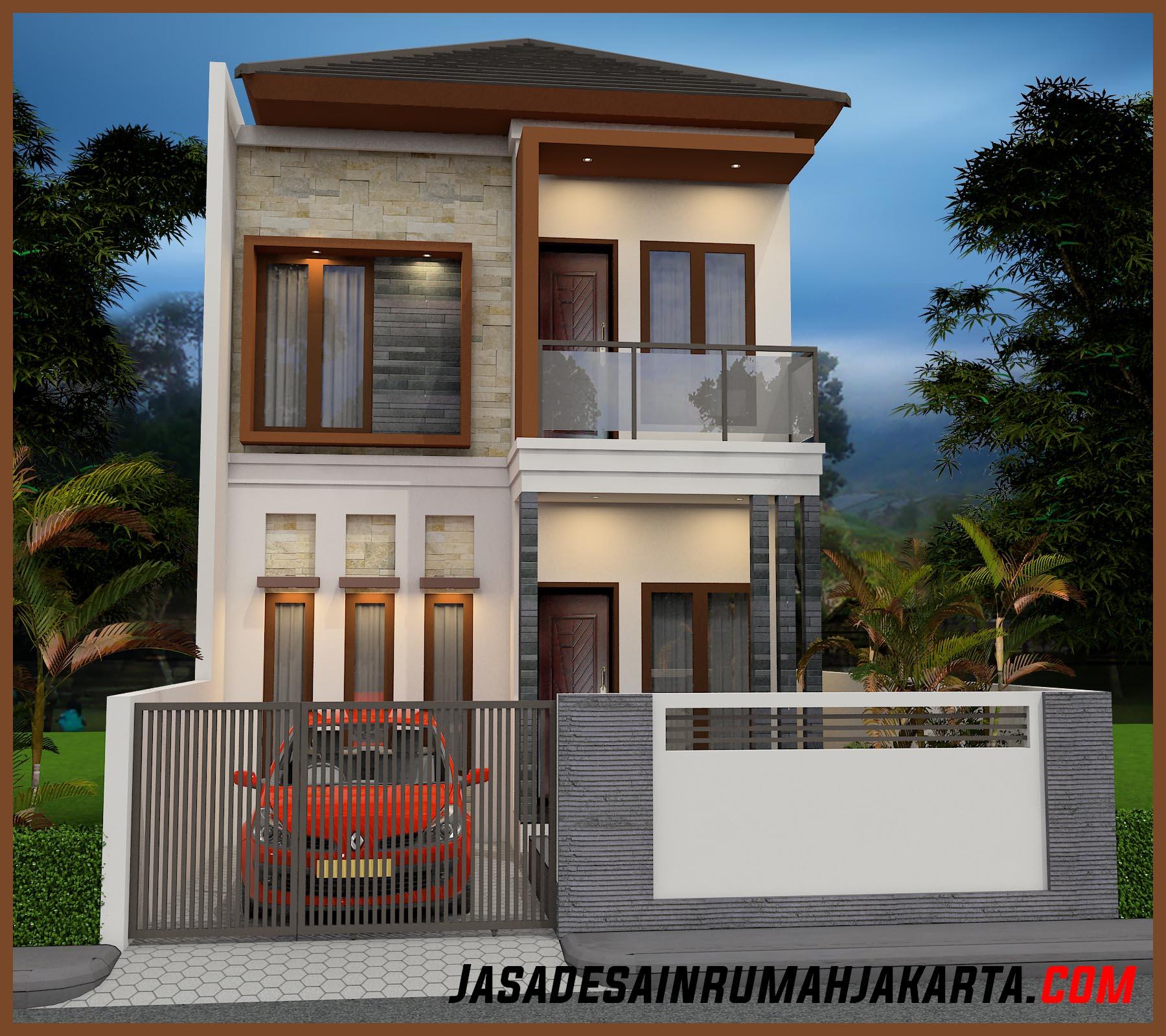 Gambar Rumah  Model Terbaru  2019 Arsip Jasa Desain Rumah
