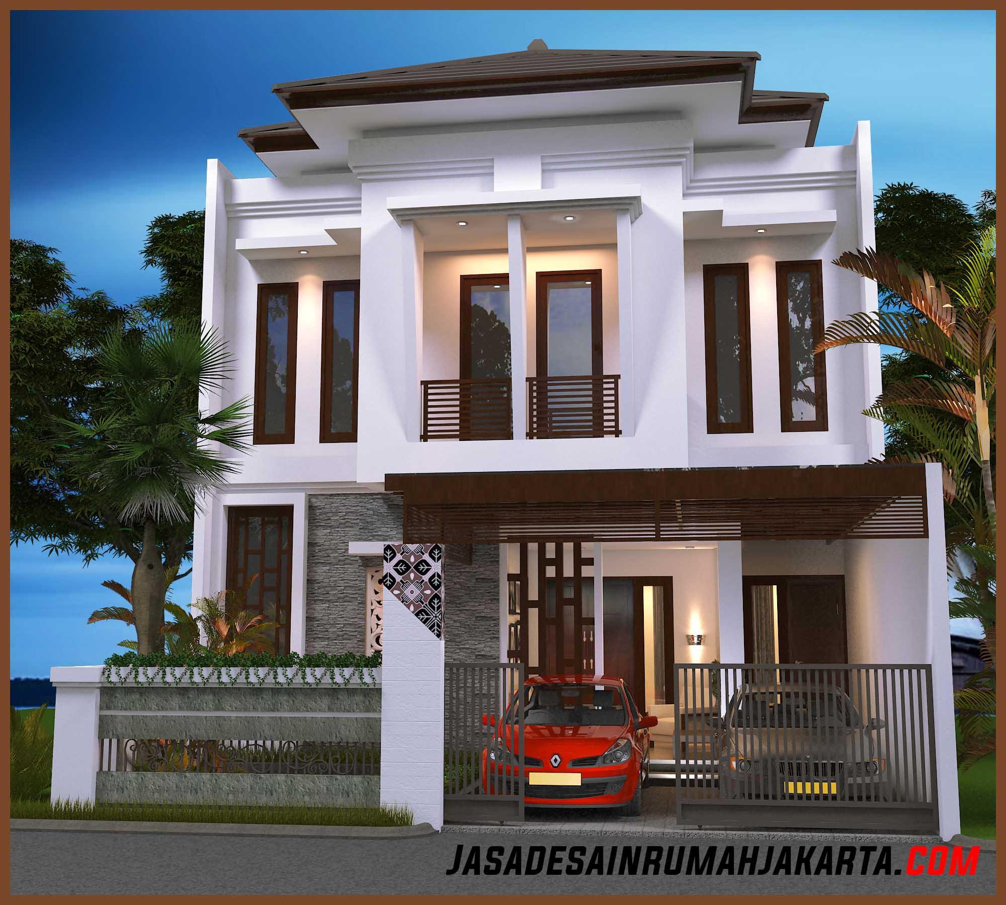 Gambar Rumah Model Terbaru 2017, Jasa Desain Rumah Jakarta