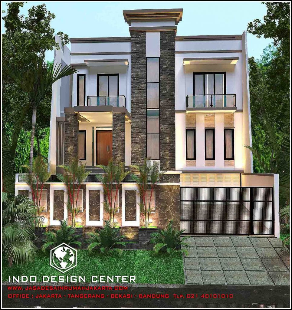 Desain Rumah Minimalis Modern Jasa Desain Rumah Jakarta