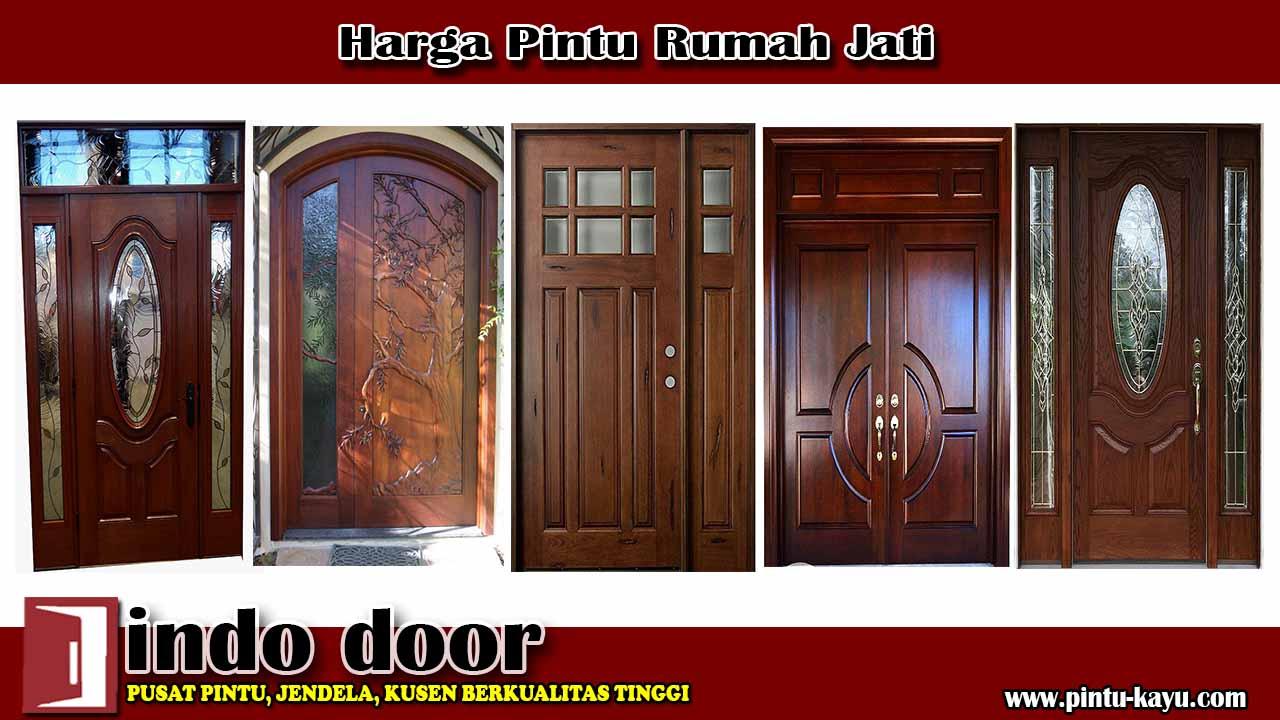 jual pintu kayu dijakarta pusat Arsip - Jasa Desain Rumah ...