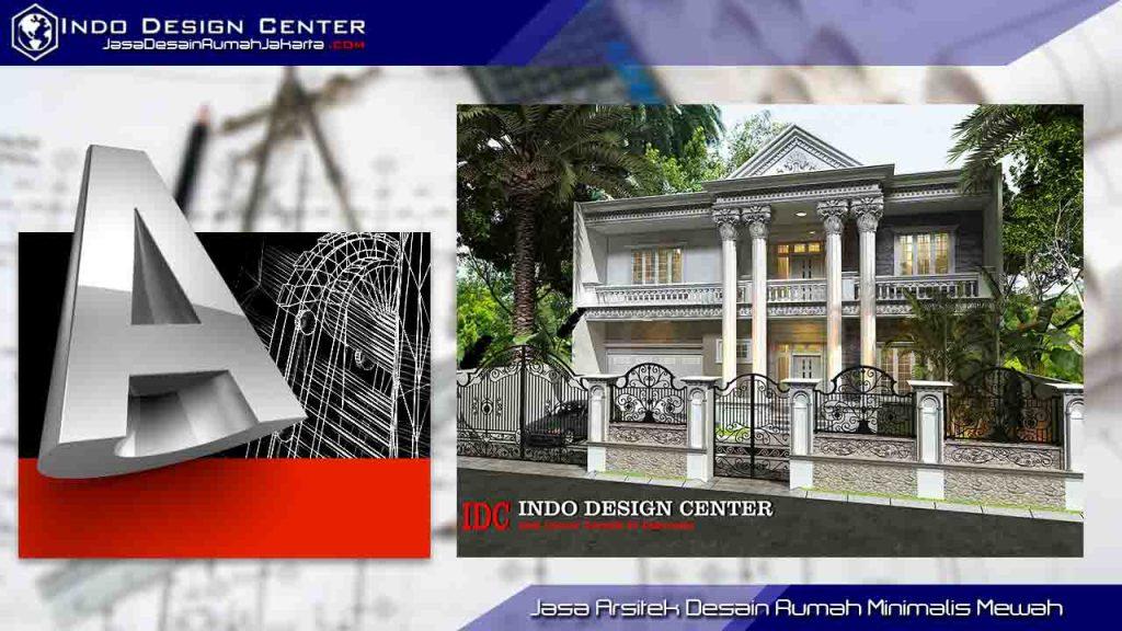 Jasa Arsitek Desain Rumah Minimalis Mewah
