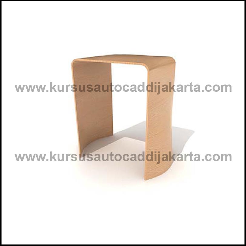 Archmodels Kursi Sofa dan Meja 002