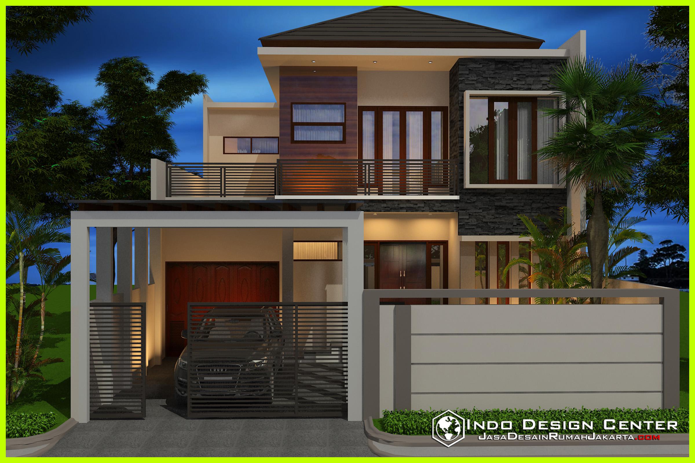 Rumah Mewah Minimalis Jasa Desain Rumah Jakarta