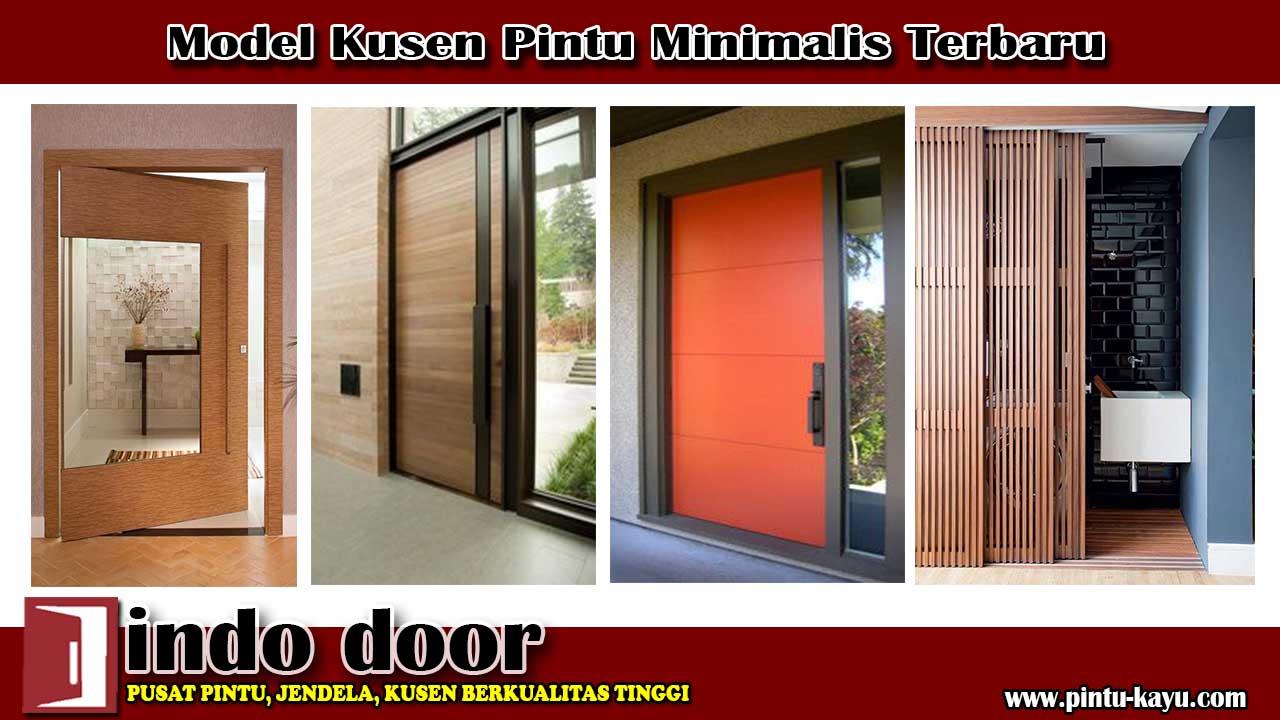 50 Pintu Minimalis Terbaru Bandung Inspirasi Penting!