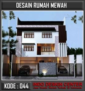 Arsitek Desain Rumah Mewah Pak Ake