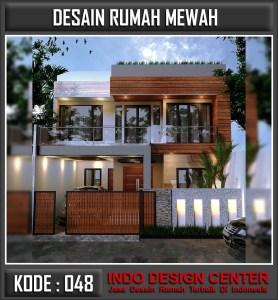 Arsitek Desain Rumah Mewah Pak Amril