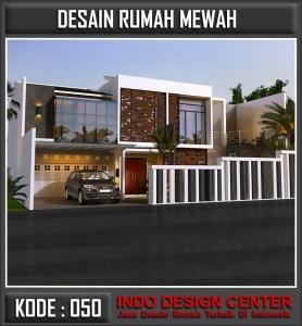 Arsitek Desain Rumah Mewah Pak Anggoro
