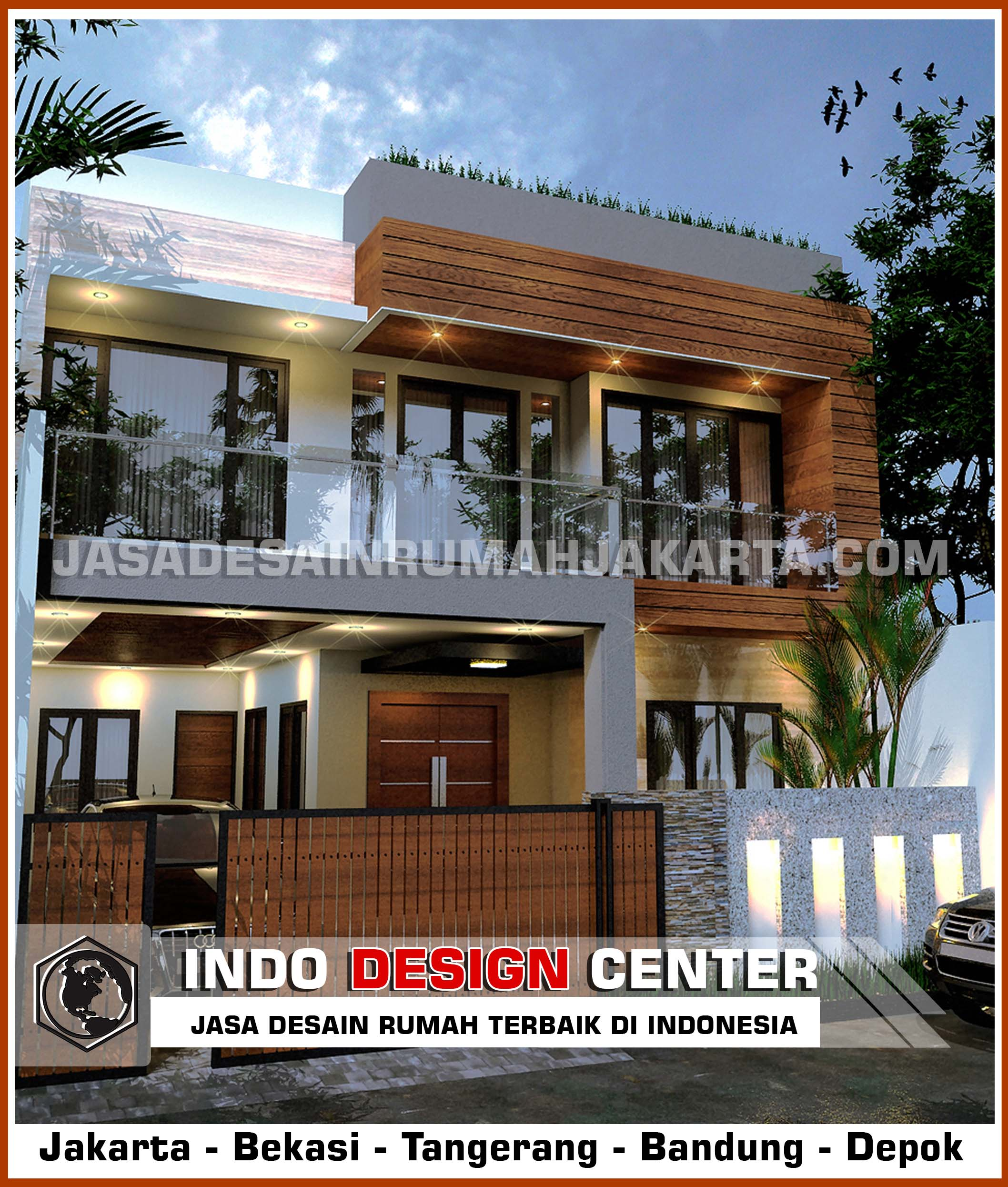 arsitek desain rumah mewah pak amril jasa desain rumah