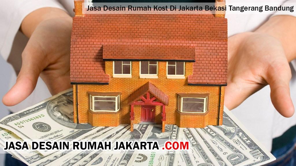 Jasa Desain Rumah Kost Di Jakarta Bekasi Tangerang Bandung