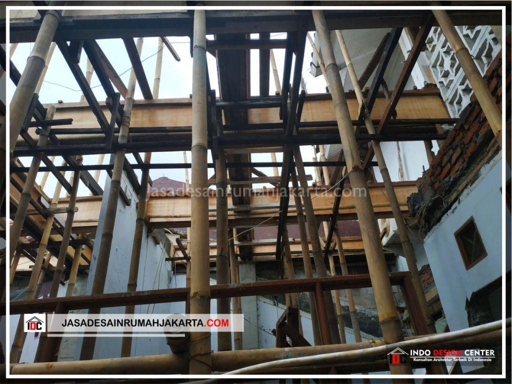 Pengerjaan Bekisting Rumah Bpk Tarsi-Arsitek Gambar Desain Rumah Minimalis Modern Di Tangerang-Jakarta-Surabaya-Bekasi-Bandung-Jasa Konsultan Desain Arsitek Profesional 2