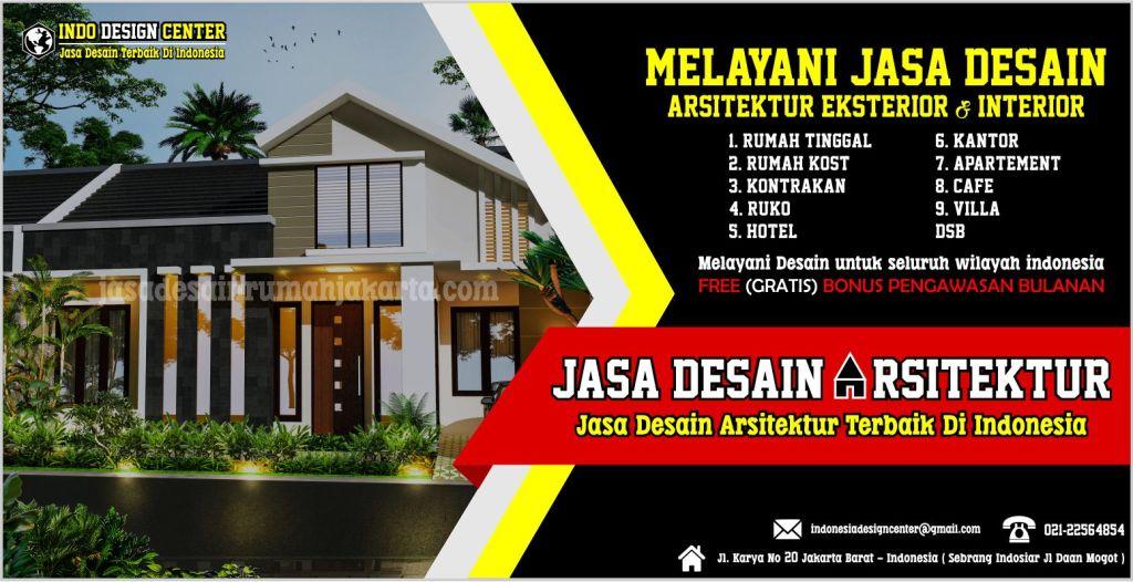 Desain bangunan rumah minimalis