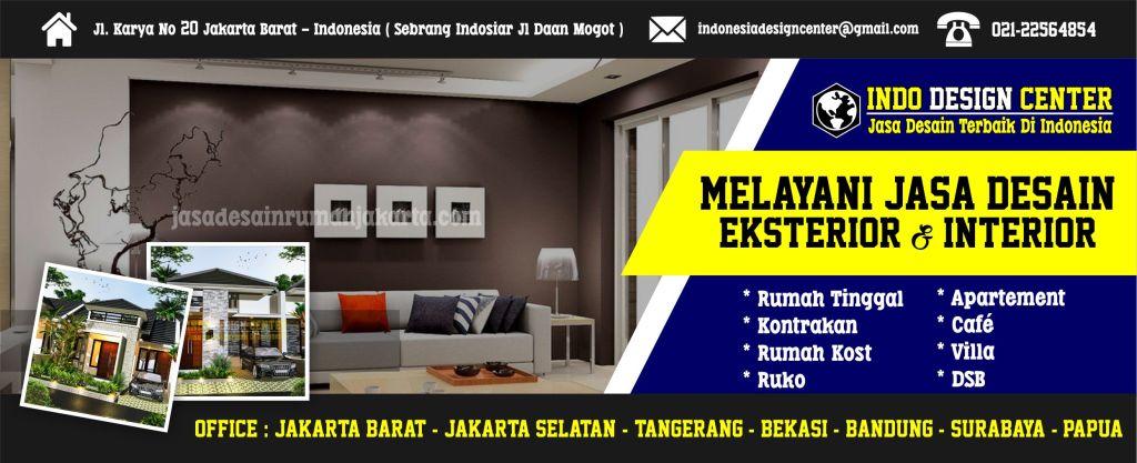 Desain rumah apartemen