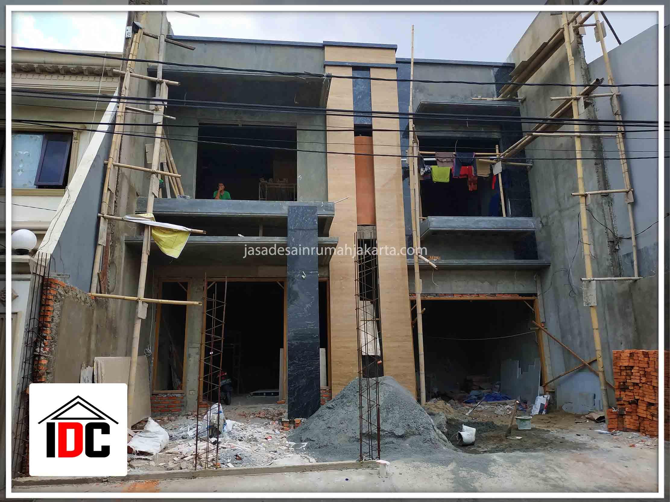 Realisasi Desain Rumah Minimalis Pak Marbun Di Jakarta Barat Kunjungan Des 2018