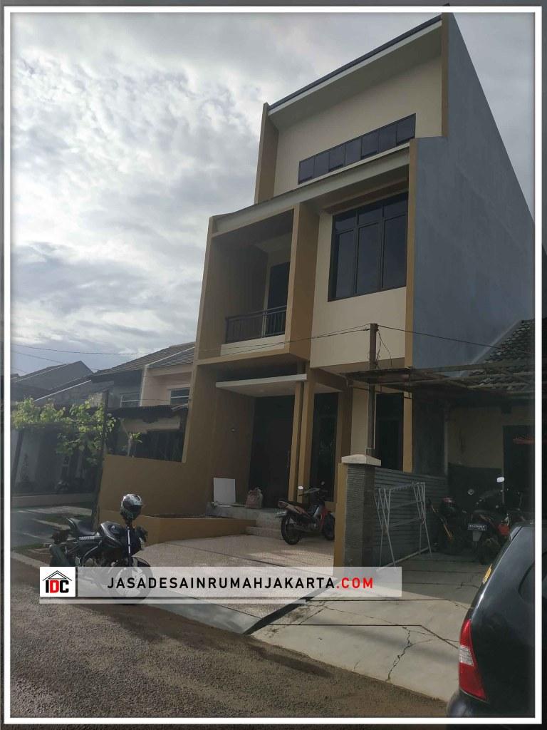 Realisasi Desain Rumah Minimalis Ibu Nasution Di Tangerang Kunjungan Maret 2019