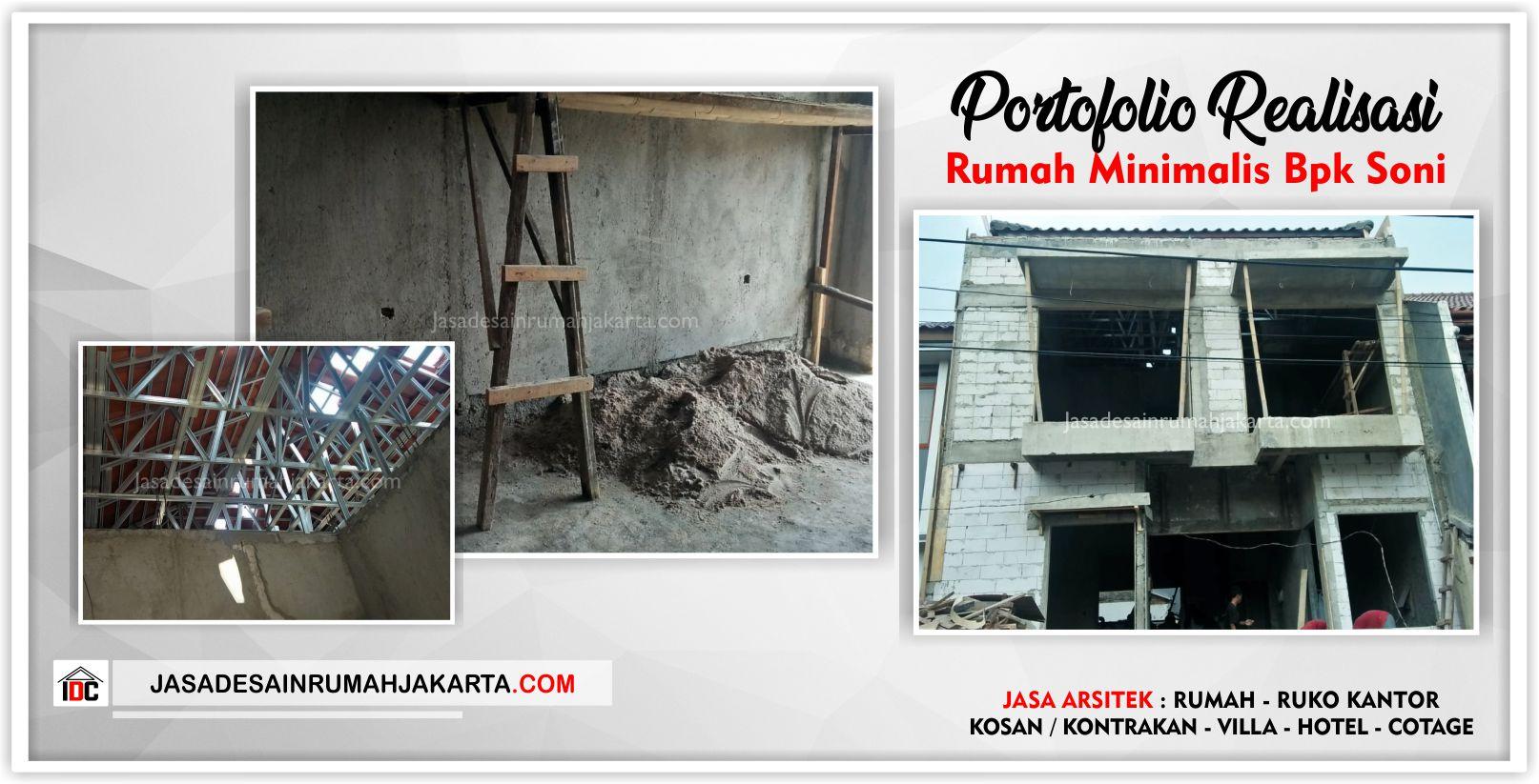 Realisasi Kunjungan Renovasi Rumah Bpk Soni-Arsitek Gambar Desain Rumah Klasik Modern Di Jakarta-Bekasi-Surabaya-Tangerang-Bandung-Jasa Konsultan Arsitek Profesional 4