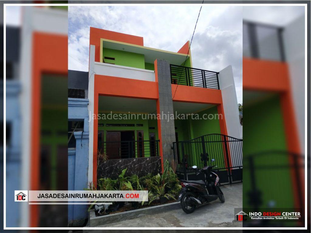 Realisasi Rumah Bpk Tarsi-Arsitek Gambar Desain Rumah Minimalis Modern Di Tangerang-Jakarta-Surabaya-Bekasi-Bandung-Jasa Konsultan Desain Arsitek Profesional 1