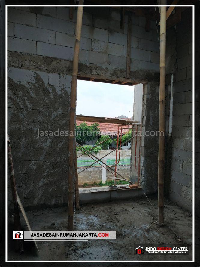 Area Lantai 2 Rumah Bpk Tito-Arsitek Gambar Desain Rumah Minimalis Modern Di Bekasi-Jakarta-Surabaya-Tangerang-Jasa Konsultan Desain Arsitek Profesional 2