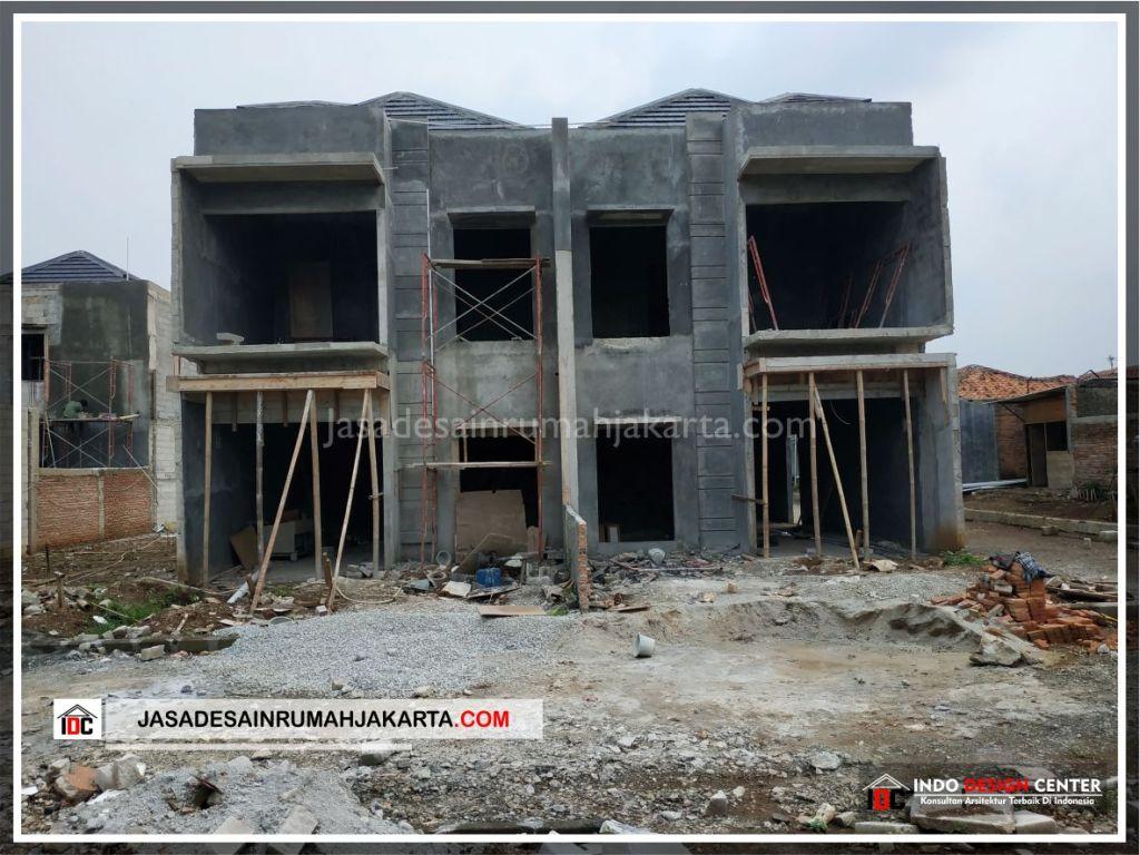 Kontruksi Atap Rumah Bpk Tito-Arsitek Gambar Desain Rumah Minimalis Modern Di Bekasi-Jakarta-Surabaya-Tangerang-Jasa Konsultan Desain Arsitek Profesional 1