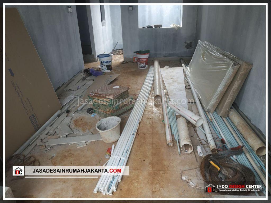 Proses Flooring Rumah Bpk Robert-Arsitek Gambar Desain Rumah Minimalis Modern Di Jakarta-Bekasi-Surabaya-Tangerang-Jasa Konsultan Desain Arsitek Profesional 1
