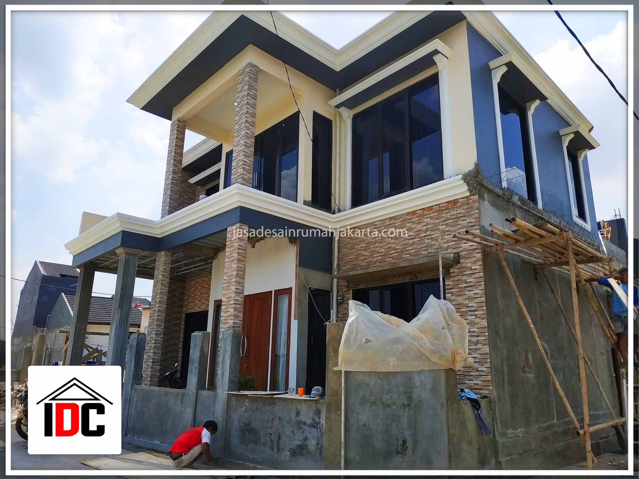 Realisasi Desain Rumah Minimalis Di Bekasi Kunjungan April 2019