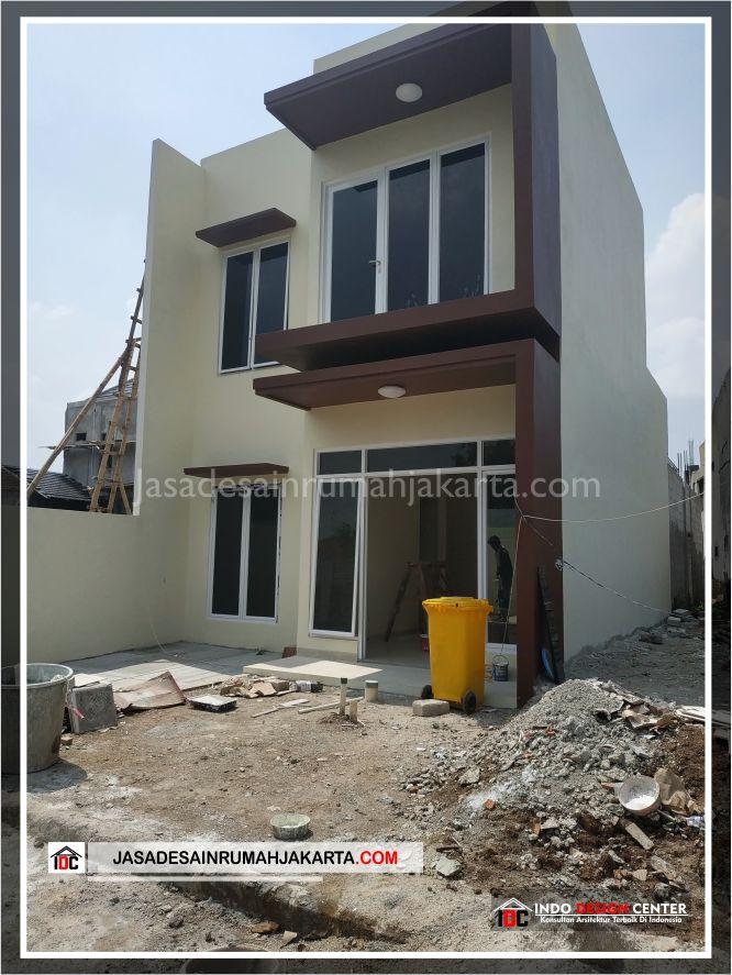 Realisasi Rumah Bpk Tito-Arsitek Gambar Desain Rumah Minimalis Modern Di Bekasi-Jakarta-Surabaya-Tangerang-Jasa Konsultan Desain Arsitek Profesional 3