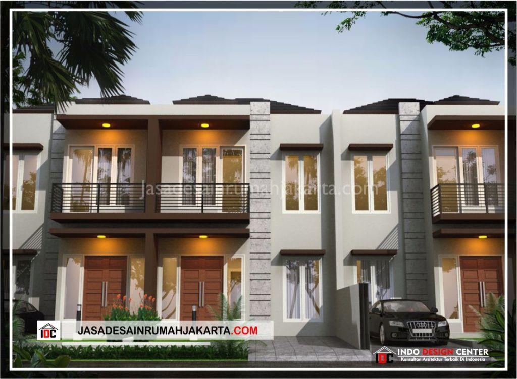Rencana Desain Rumah Bpk Tito-Arsitek Gambar Desain Rumah Klasik Modern Di Bekasi-Tangerang-Surabaya-Jakarta-Bandung-Depok-Jasa Konsultan Desain Arsitek 1