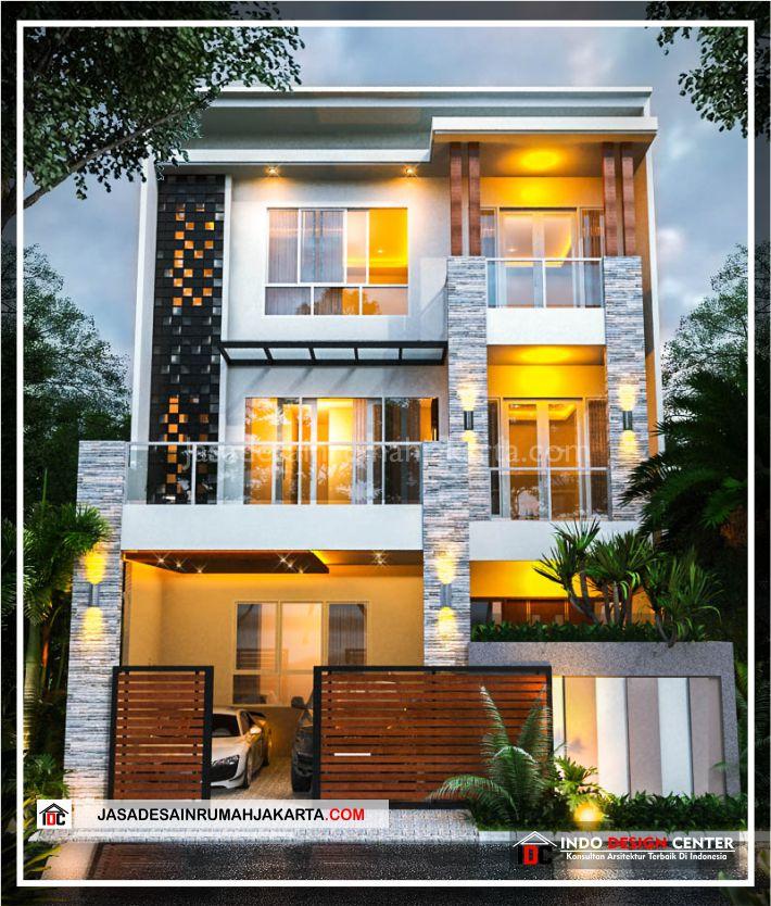 Rencana Desain Rumah Bpk Udin Huang-Arsitek Gambar Desain Rumah Minimalis Modern Di Jakarta-Tangerang-Surabaya-Bekasi-Bandung-Depok-Jasa Konsultan Desain Arsitek 1