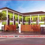 Desain Rumah Kost 2 Lantai di Palmerah Cover