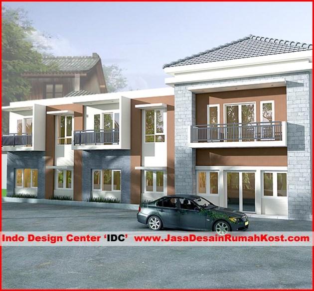Desain Rumah Kost Di Bekasi b