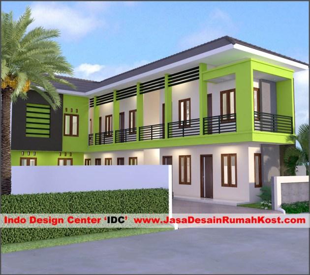 Desain Rumah Kost Di Cawang 1