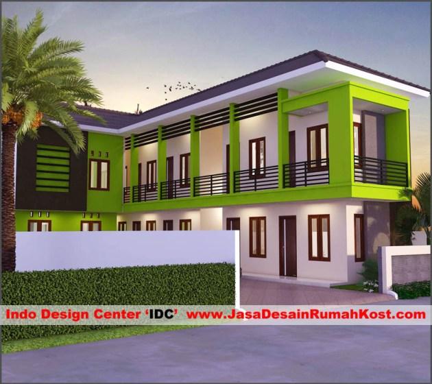 Desain Rumah Kost Di Cawang 3