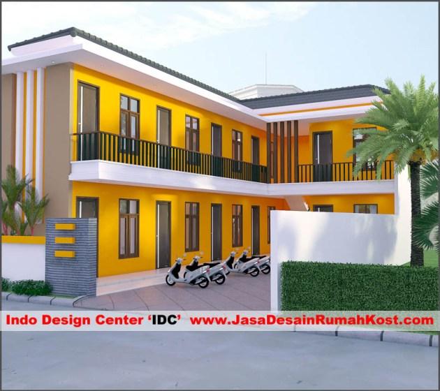 Desain Rumah Kost Di Pulogadung 1