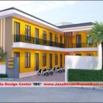 Desain Rumah Kost Di Pulogadung Cover