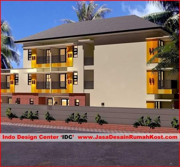 Desain Rumah Kost di Tangerang b