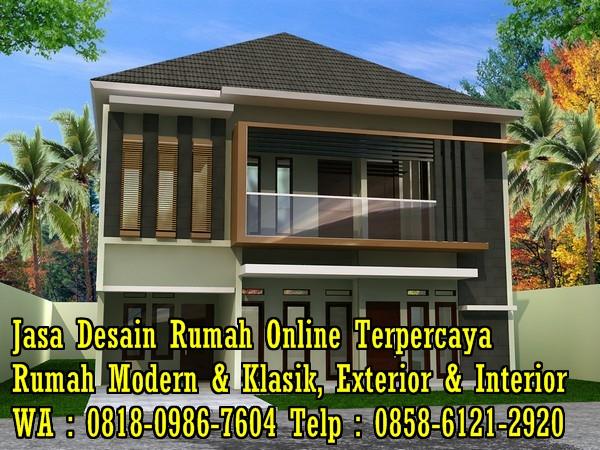 Gambar Bukit Rancamaya Residence Type 29 60 Desain Rumah