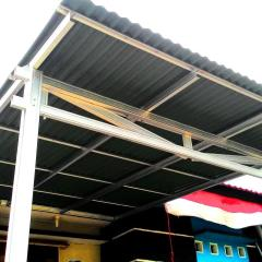 Kanopi Baja Ringan Yogyakarta Jasa Pasang Di Kulon Progo Konstruksi