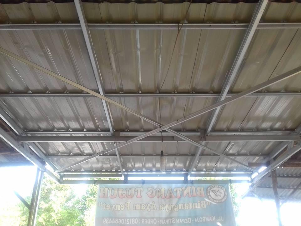 canopy baja ringan tanpa tiang jasa pasang kanopi jakarta