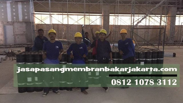 membran bakar jakarta 0812 1078 3112