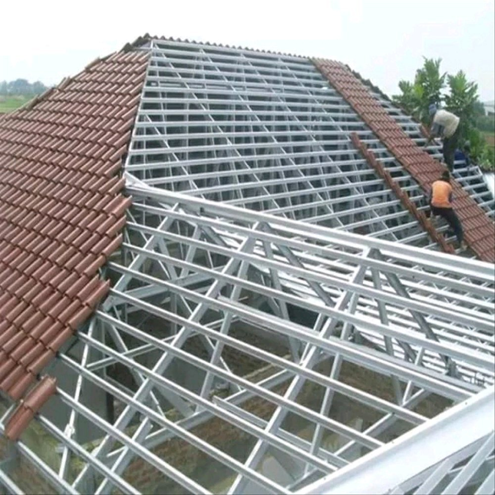 toko baja ringan cianjur atap sukabumi harga jasa pasang