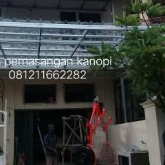Harga Kanopi Baja Ringan Jakarta Timur Bekasi 0812 1166 2282 Pasang Termurah