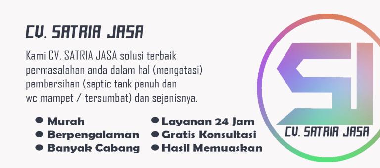 Harga Sedot WC Wiyung Surabaya