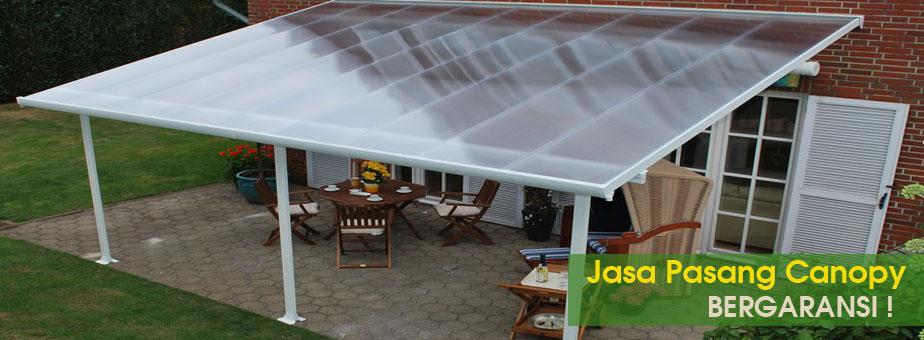 canopy baja ringan di jakarta jual kanopi atap go green murah aneka