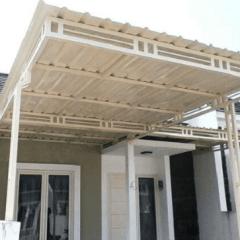Baja Ringan Murah Bogor Jasa Pasang Kanopi Atap Polycarbonate Aneka