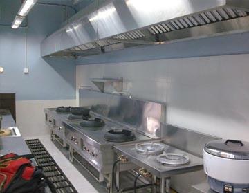 Jasa Pembersihan/Cleaning Ducting Kitchen, Exhaust, Kitchen Hood dan Fan Blower